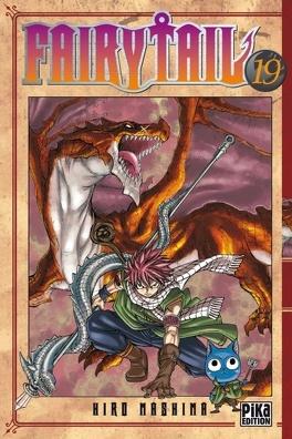 Couverture du livre : Fairy Tail, Tome 19