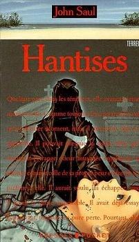Couverture du livre : Hantises