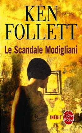 Couverture du livre : Le Scandale Modigliani