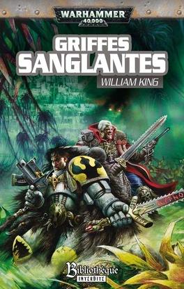 Couverture du livre : Ragnar Crinière Noire, tome 2 : Griffe Sanglante