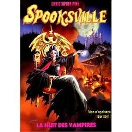Couverture du livre : SpooksVille, Tome 19 : La nuit des vampires