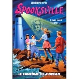 Couverture du livre : SpooksVille, Tome 2 : Le fantôme de l'océan