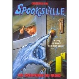 Couverture du livre : SpooksVille, Tome 5 : Les créatures du froid