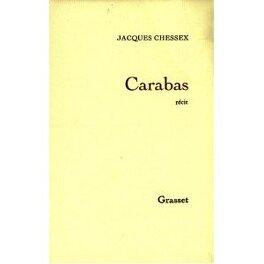 Couverture du livre : Carabas