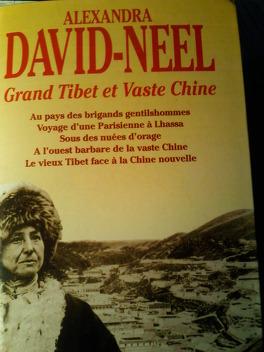 Couverture du livre : Grand Tibet  et vaste Chine