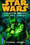 couverture Star Wars - Les Nuits de Coruscant, tome 2 :Rue des Ombres