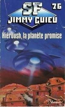 Couverture du livre : FNA -941- Hiéroush, la planète promise