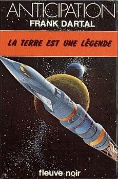 Couverture du livre : FNA -977- La Terre est une légende