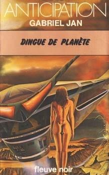 Couverture du livre : FNA -984- Dingue de planète