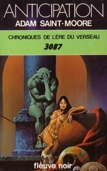 Couverture du livre : FNA -987- Chroniques de l'ère du verseau, tome 3 : 3087