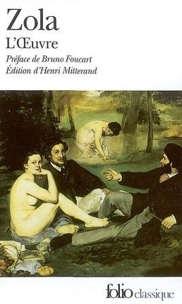 Couverture du livre : L'Œuvre