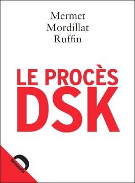 Couverture du livre : Le procès DSK