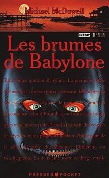 Couverture du livre : Les brumes de Babylone