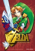 The Legend of Zelda : Ocarina Of Time, tome 2