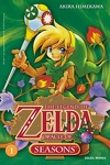 couverture The Legend of Zelda : Oracle of Seasons