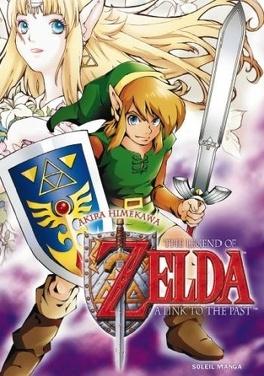 Couverture du livre : The Legend of Zelda : A Link to the past