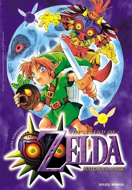 Couverture du livre : The Legend of Zelda : Majora's Mask