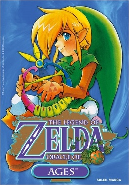Couverture du livre : The Legend of Zelda : Oracle of Ages