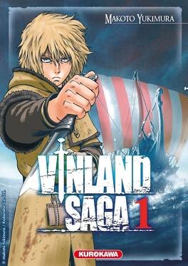 Couverture du livre : Vinland Saga, Tome 1