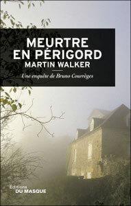 Couverture du livre : Meurtre en Périgord