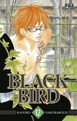 Couverture du livre : Black Bird, Tome 12