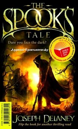 Couverture du livre : L'Épouvanteur, HS : The Spook's Tale