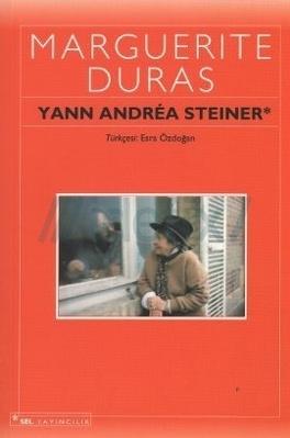 Couverture du livre : Yann Andréa Steiner