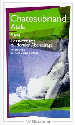 Couverture du livre : Atala ; René ; Le Dernier Abencerage