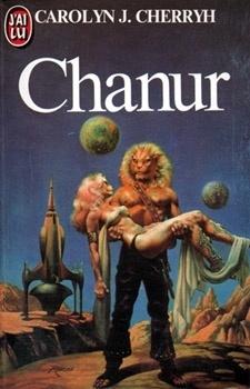Couverture du livre : Chanur
