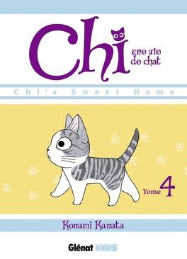 Couverture du livre : Chi, une vie de chat, Tome 4