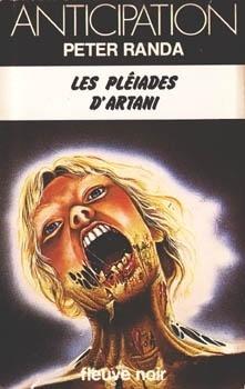 Couverture du livre : FNA -890- Les Pléïades d'Artani