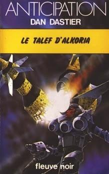 Couverture du livre : FNA -919- Le Talef d'Alkoria