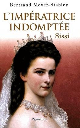 Couverture du livre : L'Impératrice indomptée