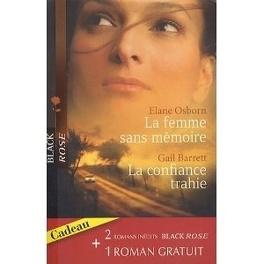 Couverture du livre : La femme sans mémoire
