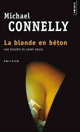 Couverture du livre : La blonde en béton