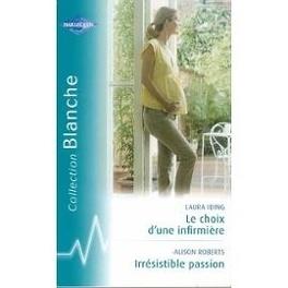 Couverture du livre : Le choix d'une infirmière