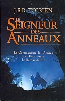 Couverture du livre : Le Seigneur des Anneaux, Intégrale