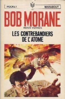 Couverture du livre : Les Contrebandiers de l'atome