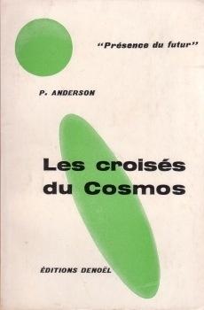Couverture du livre : Les croisés du cosmos