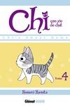 couverture Chi, une vie de chat, Tome 4