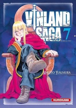 Couverture du livre : Vinland Saga, Tome 7
