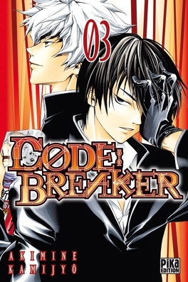 Couverture du livre : Code : Breaker, Tome 3