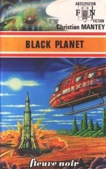 Couverture du livre : FNA -755- Black planet
