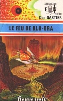 Couverture du livre : FNA -735- Le Feu de Klo-ora