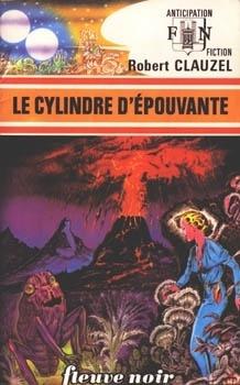 Couverture du livre : FNA -763- Le Cylindre d'épouvante