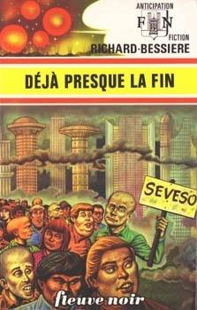 Couverture du livre : FNA -773- Déjà presque la fin