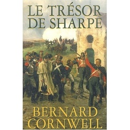 Couverture du livre : Le trésor de Sharpe : Richard Sharpe et la destruction d'Almeida, aout 1810