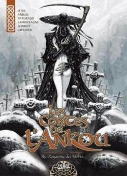 Couverture de Les contes de l'Ankou, tome 3 : Au Royaume des Morts...