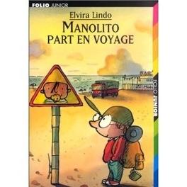 Couverture du livre : Manolito part en voyage