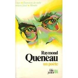 Couverture du livre : Raymond Queneau, un poète